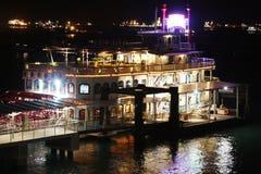 De veerboot Stock Foto's