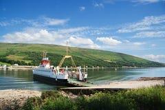 De veerboot van Bute Stock Afbeelding