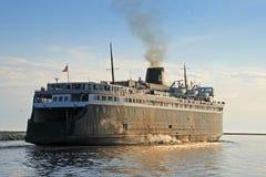 De Veerboot van de auto Royalty-vrije Stock Afbeeldingen