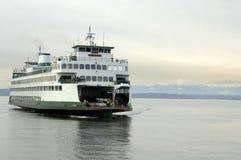De Veerboot van de passagier Stock Afbeeldingen