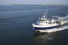 De veerboot van de passagier. Royalty-vrije Stock Afbeelding