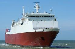 De Veerboot van de ro/ro Royalty-vrije Stock Afbeelding