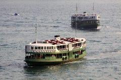 De Veerboot van de ster Royalty-vrije Stock Foto's