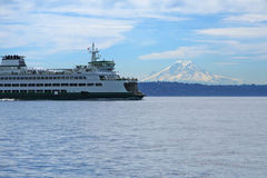 De Veerboot van het noordwesten Royalty-vrije Stock Foto