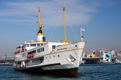 De veerboot van Istanboel royalty-vrije stock foto