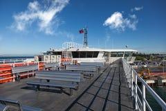 De Veerboot van Queenscliffsorrento Stock Foto