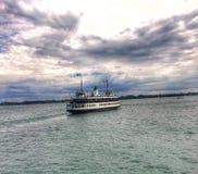 De Veerboot van Toronto Stock Foto's
