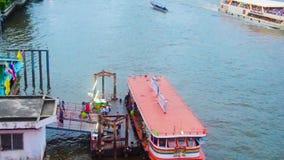 De veerbootdienst stock videobeelden
