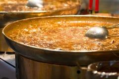 De vegetarische soep van China Royalty-vrije Stock Fotografie