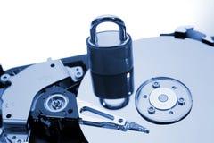 De Veiligheid van IT Royalty-vrije Stock Afbeeldingen