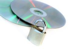 De veiligheid van gegevens Stock Foto's