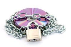 De veiligheid van gegevens stock fotografie