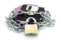 De veiligheid van gegevens Royalty-vrije Stock Foto