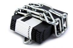De Veiligheid van gegevens Stock Afbeelding