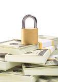 De veiligheid van het geld Royalty-vrije Stock Fotografie