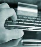 De veiligheid van Internet Royalty-vrije Stock Afbeeldingen
