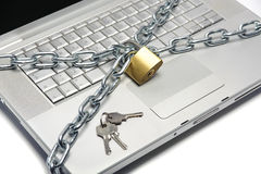 De veiligheidstechnologie van gegevens Royalty-vrije Stock Afbeeldingen