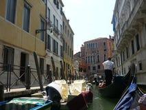 De venetië-parel van Adriatic stock fotografie