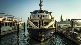 De Venetiaanse lagune Royalty-vrije Stock Afbeeldingen