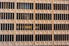 De vensters van Dallas royalty-vrije stock afbeeldingen
