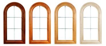 De vensters van de boog Stock Fotografie