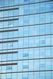 De vensters van het bureau Royalty-vrije Stock Afbeeldingen