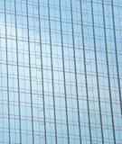 De vensters van het bureau Stock Foto's