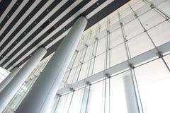 De vensters van het glas Stock Afbeelding