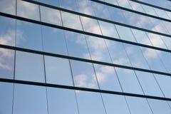 De vensters van het glas Royalty-vrije Stock Afbeeldingen