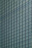 De vensters van het glas van de bouw Royalty-vrije Stock Afbeeldingen