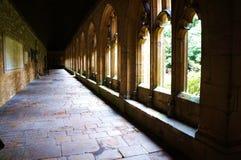 De vensters van Oxford Stock Afbeeldingen