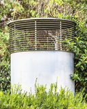 De ventilatiekap van de luchtuitlaat Stock Fotografie