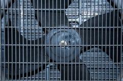 De Ventilator van de luchtcompressor Royalty-vrije Stock Afbeelding
