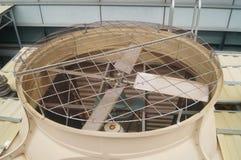De ventilator van de machtsuitlaat Royalty-vrije Stock Fotografie