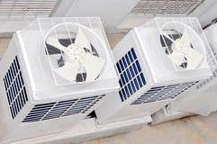 De ventilator van de uitlaat Royalty-vrije Stock Fotografie