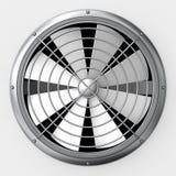 De ventilator van de ventilatie Stock Foto's