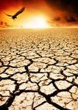 De Verandering van het klimaat royalty-vrije stock afbeeldingen