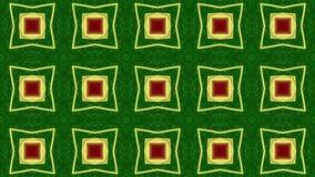De verbazende Lijn van de Kerstmiscaleidoscoop stock footage