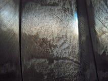 De veren grijze textuur van de uil stock foto's