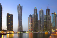 De verenigde Arabische Emiraten. Doubai. Stock Afbeeldingen