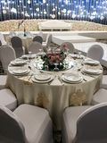 De verenigde Arabische regeling van het de dameshuwelijk van emiraten stock afbeeldingen