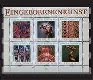 De verenigde Natie stempelt 2003 Stock Afbeelding