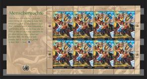 De verenigde Natie stempelt 2004 Stock Afbeelding