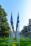 De Verenigde Naties in Genève Royalty-vrije Stock Afbeelding