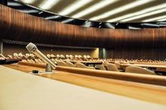 De Verenigde Naties, Genève Stock Foto's
