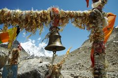 De vereringsplase van Shiva Royalty-vrije Stock Afbeelding