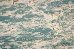De verf van de schil op de oude muur royalty-vrije stock foto