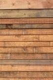 De verf van de schil op strandhut Royalty-vrije Stock Afbeelding