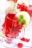De verfrissende thee van het de zomerijs Royalty-vrije Stock Afbeeldingen