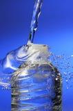 De verfrissing van het water Stock Afbeeldingen
